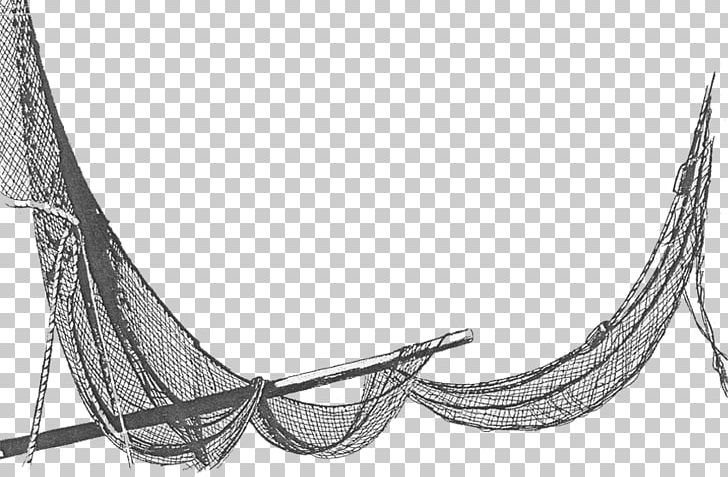Fishing Nets Fishing Rods PNG, Clipart, Black And White, Clip Art.