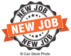 New job stamp Stock Illustration Images. 527 New job stamp.
