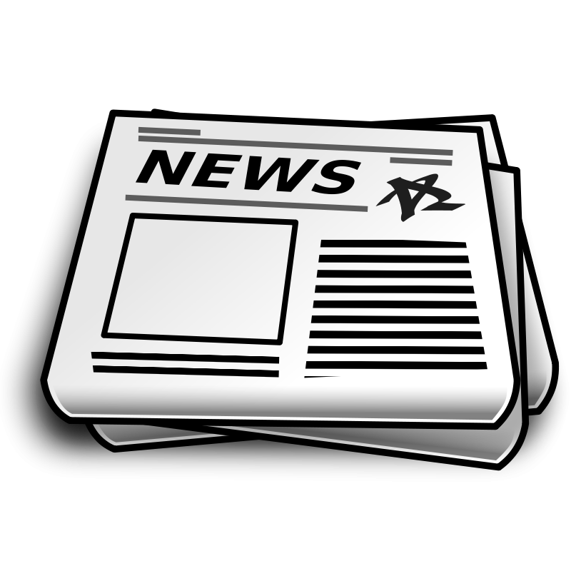 Free Clipart: News.