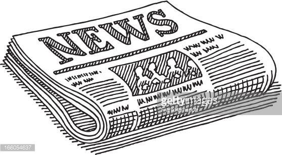 45+ Newspaper Clip Art.