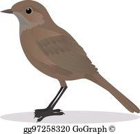 Nightingale Clip Art.