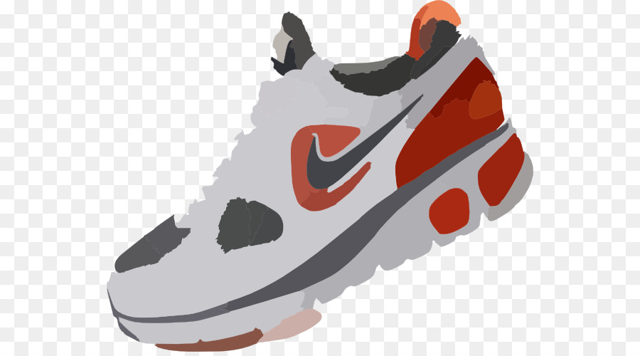 Nike shoes clipart 5 » Clipart Station.