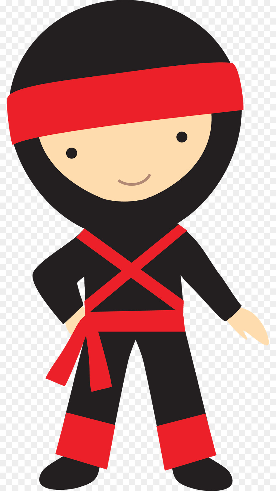 Ninja Cartoontransparent png image & clipart free download.