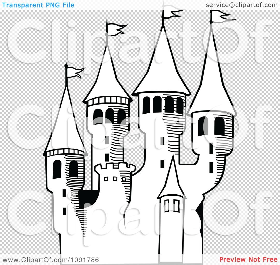 Castle Clip Art No Copyright.