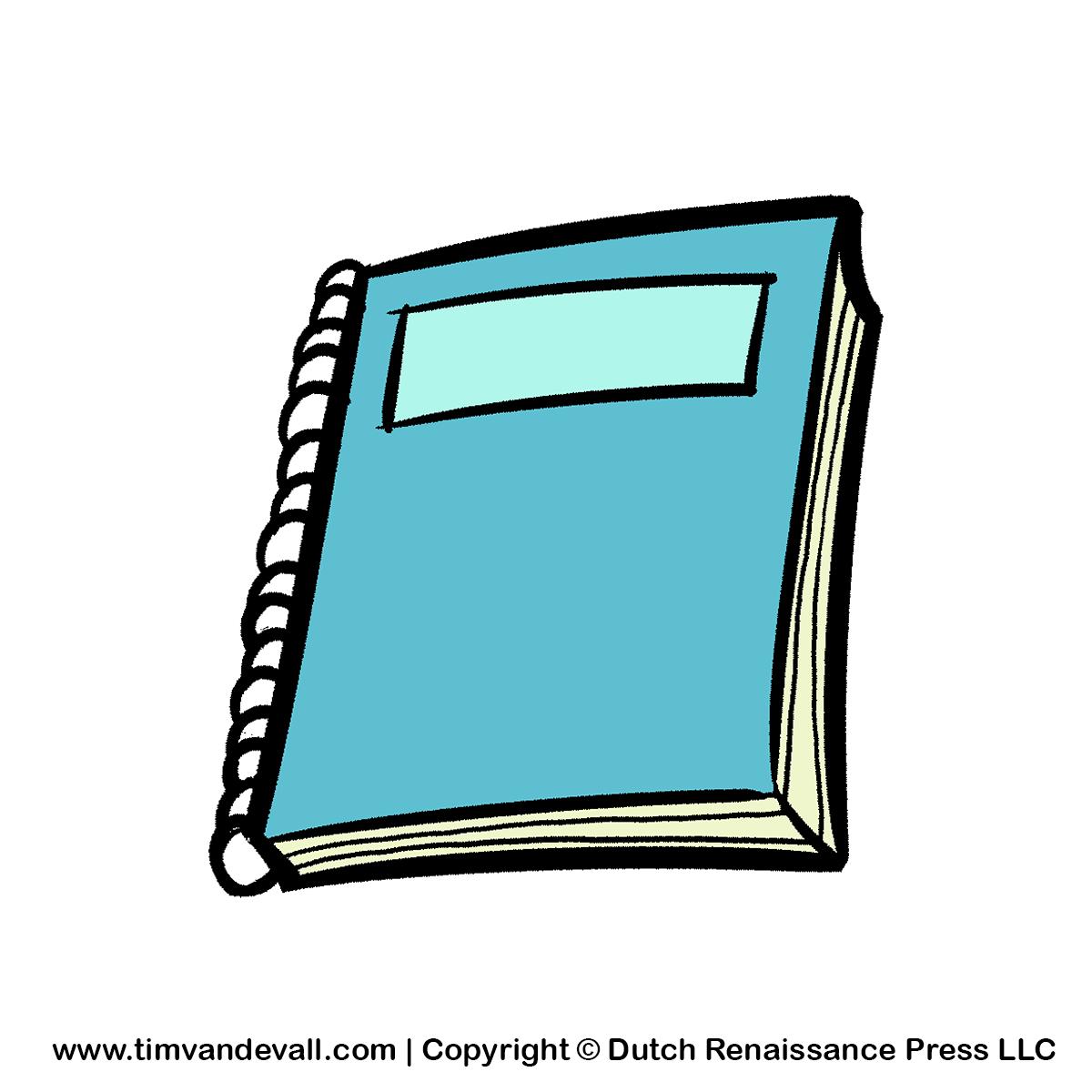 Notebook Clipart & Clip Art Images #31460.