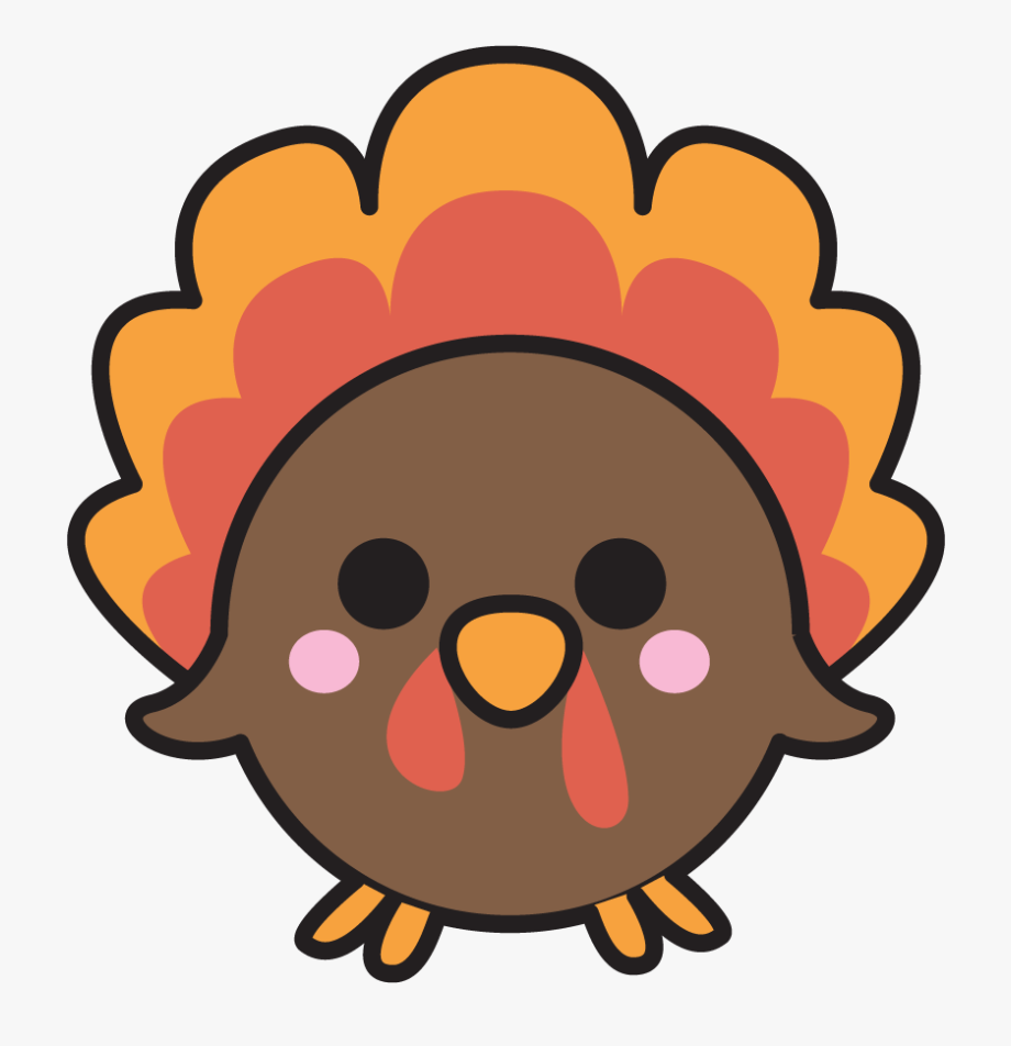 Happy November Clip Art.