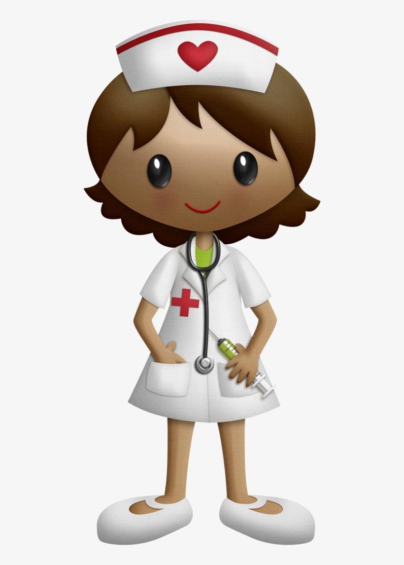 Best Nurse Clip Art Design ~ Vector Images Design.
