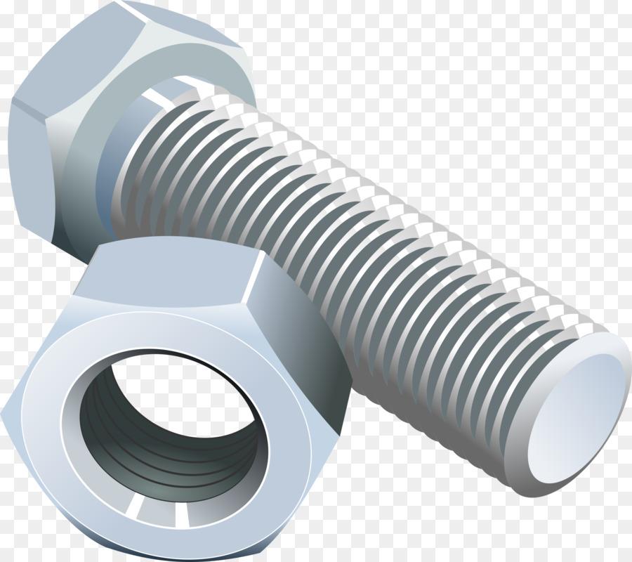 bolt nut png clipart Nut Bolt Clip art clipart.