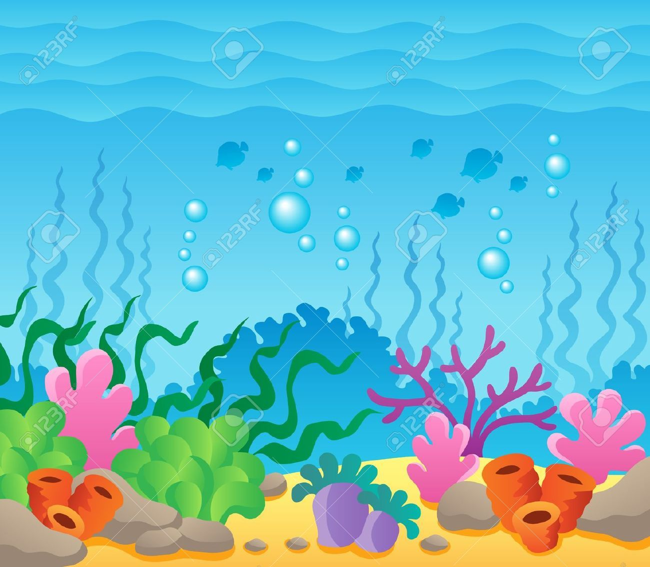 Ocean Scene Clipart (99+ images in Collection) Page 2.
