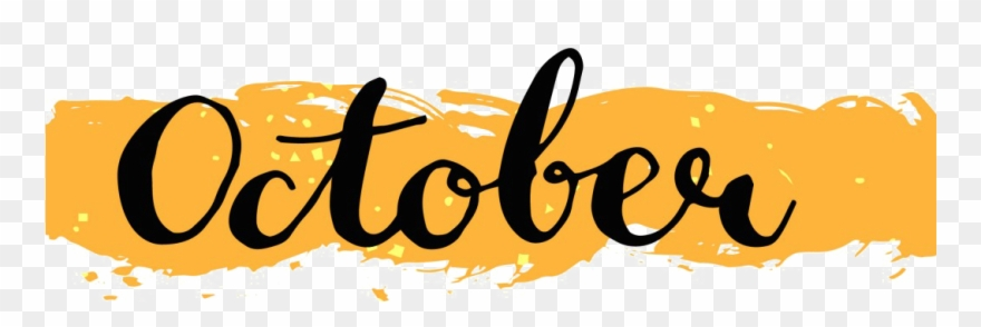 October Events.