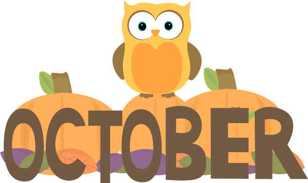 It's CURRENTLY October!.
