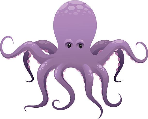 Best Octopus Illustrations, Royalty.
