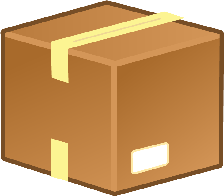 Box Transparent Png File.