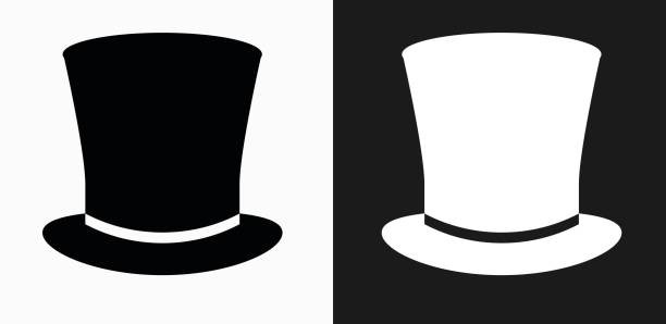 Best Top Hat Illustrations, Royalty.