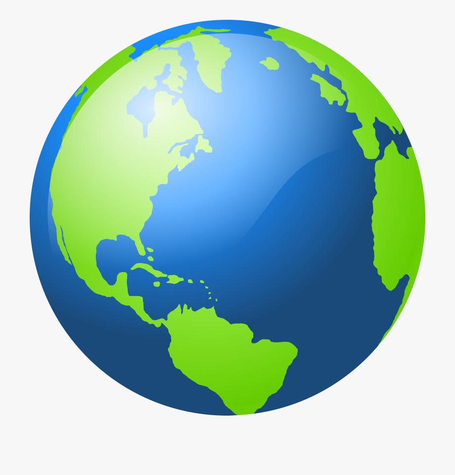 Globe World Free Content Clip Art Earth Clipart Transparent.