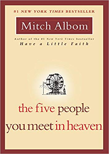 The Five People You Meet in Heaven: Mitch Albom: 9781401308582.