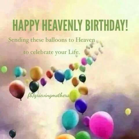 clip art of anniveraries of people in heaven.
