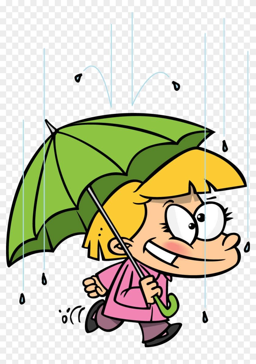 Pin Umbrella And Rain Clipart.