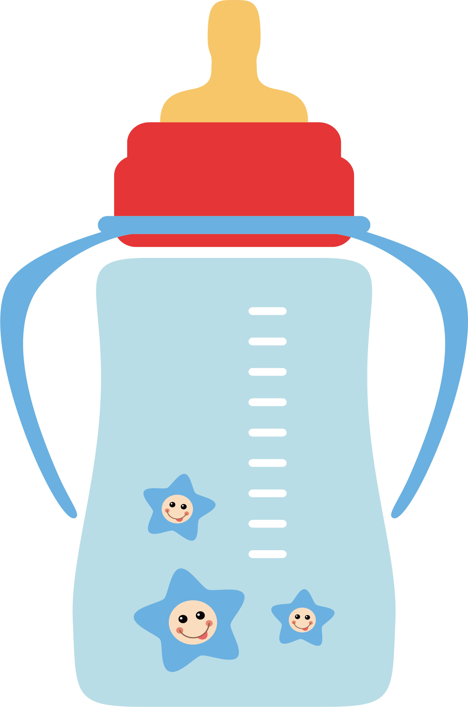 Baby Bottle Infant Milk Clip Art.