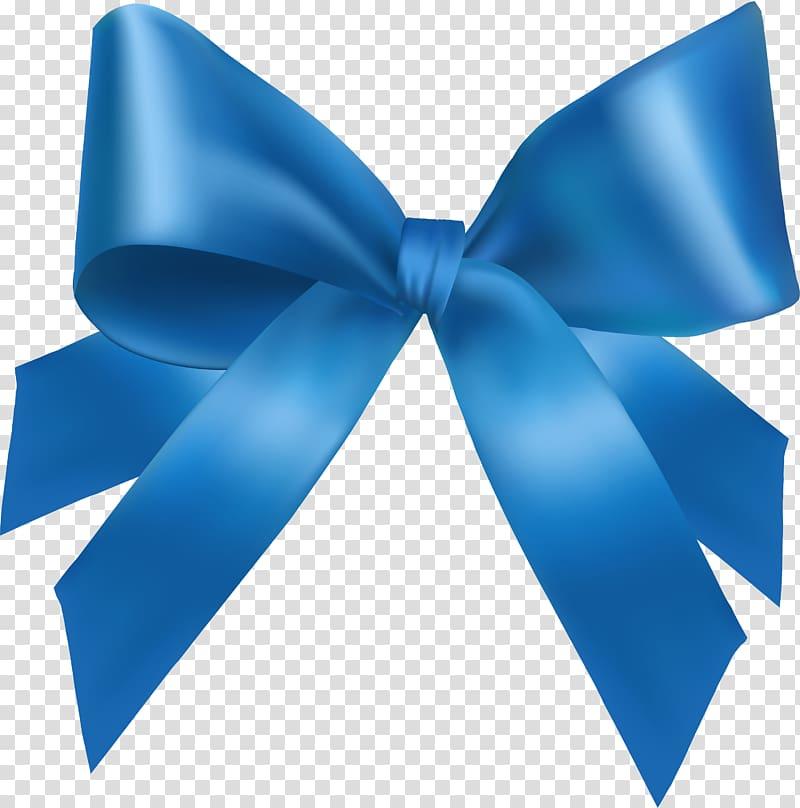 Blue ribbon Blue ribbon , Hand drawn blue ribbon bow tie transparent.