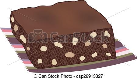 Clipart brownies 1 » Clipart Portal.
