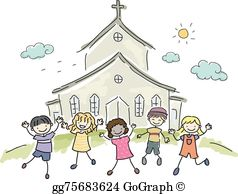 Church People Clip Art.
