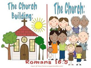 Clipart Of People Building Church & Free Clip Art Images #27433.