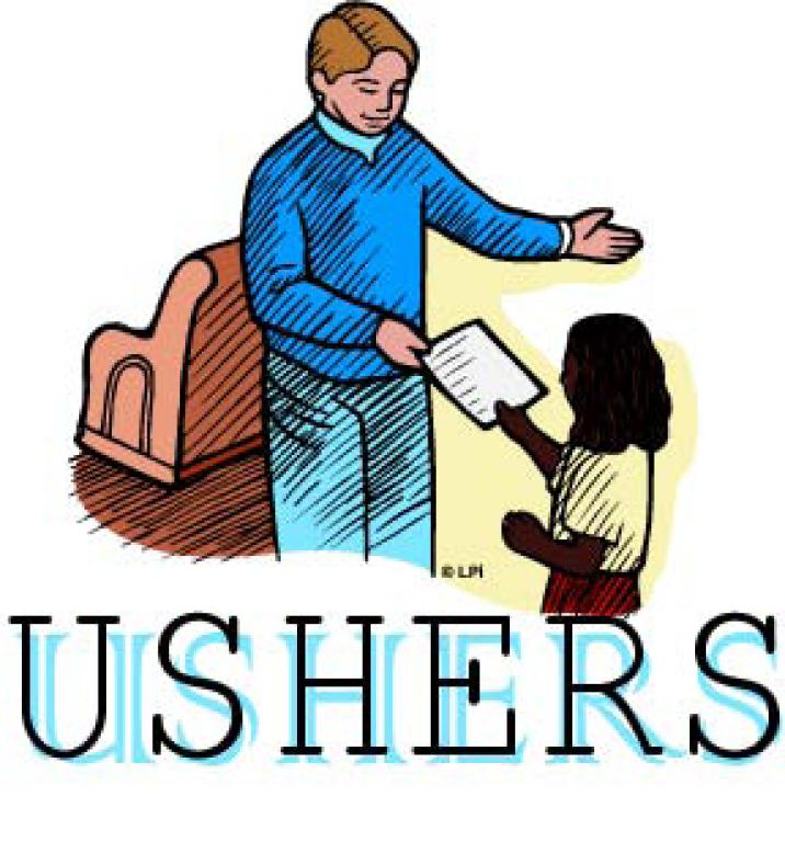 Ushers.