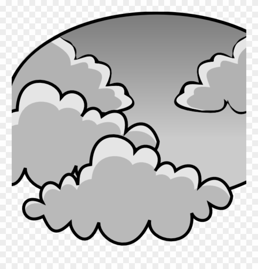 Cloudy Clipart Cloudy Cloud Clipart Clipart Download.