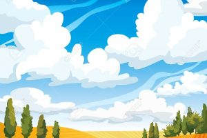 Cloudy day clipart » Clipart Station.
