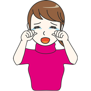 Crying Girl clipart, cliparts of Crying Girl free download (wmf, eps.