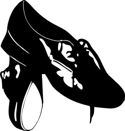 Tap Dance Shoes Clipart Style Guru Fashion Glitz Glamour Tap Shoes.