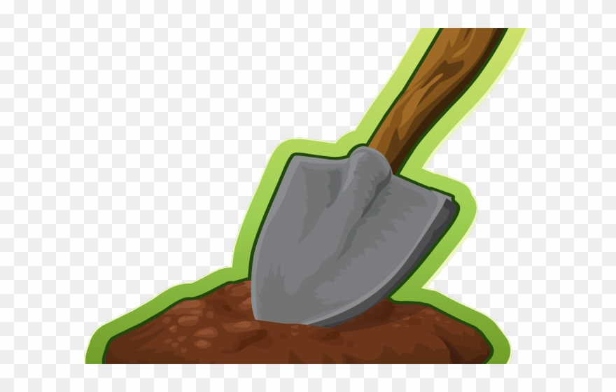 Shovel Clipart Archaeology.
