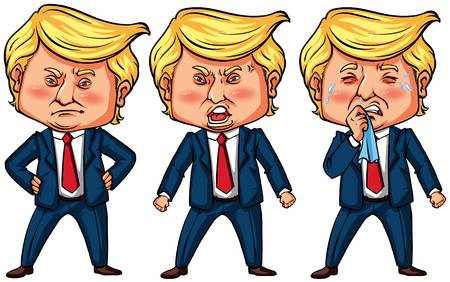1,067 Trump Cliparts, Stock Vector And Royalty Free Trump Illustrations.