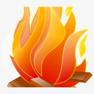 Fire Flames Clip Art Free.