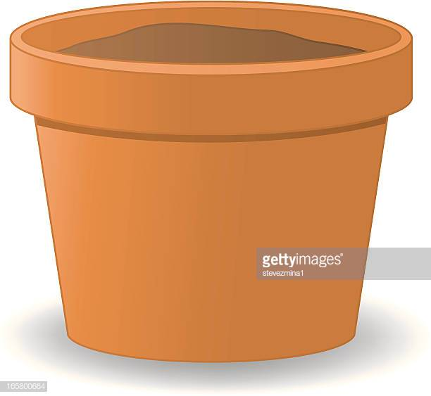 30 Top Flower Pot Stock Illustrations, Clip art, Cartoons, & Icons.