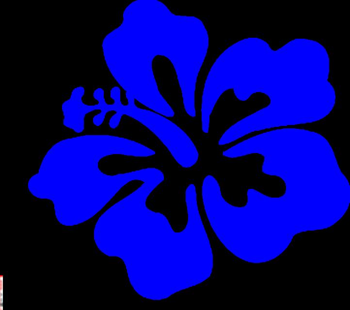 Hawaiian Flowers Clip Art Free.
