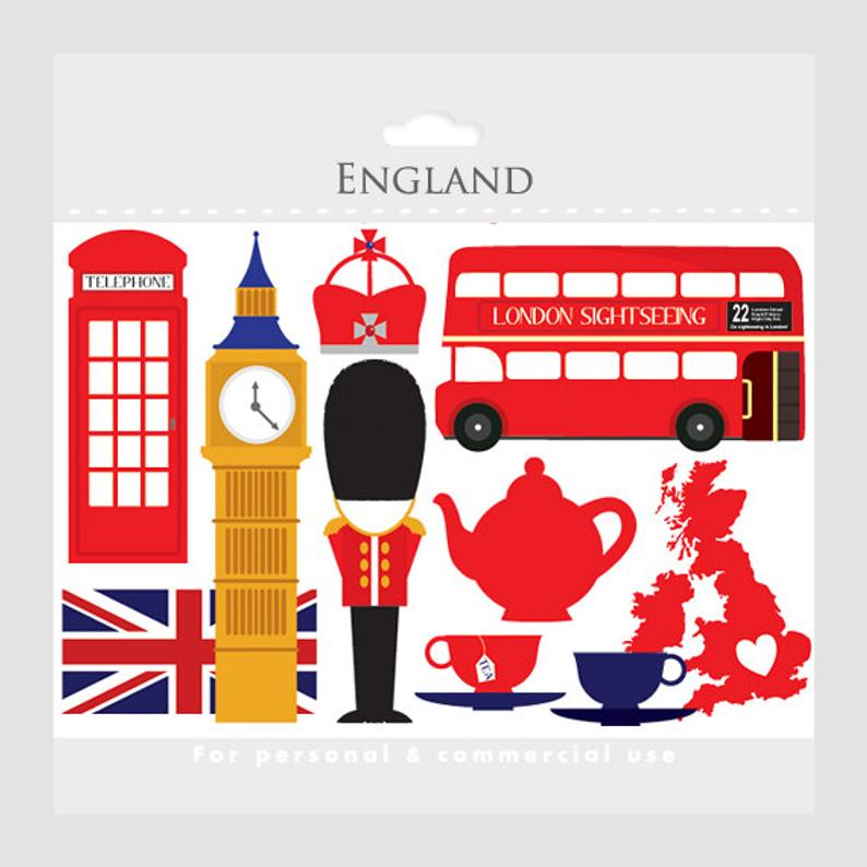 London clipart.