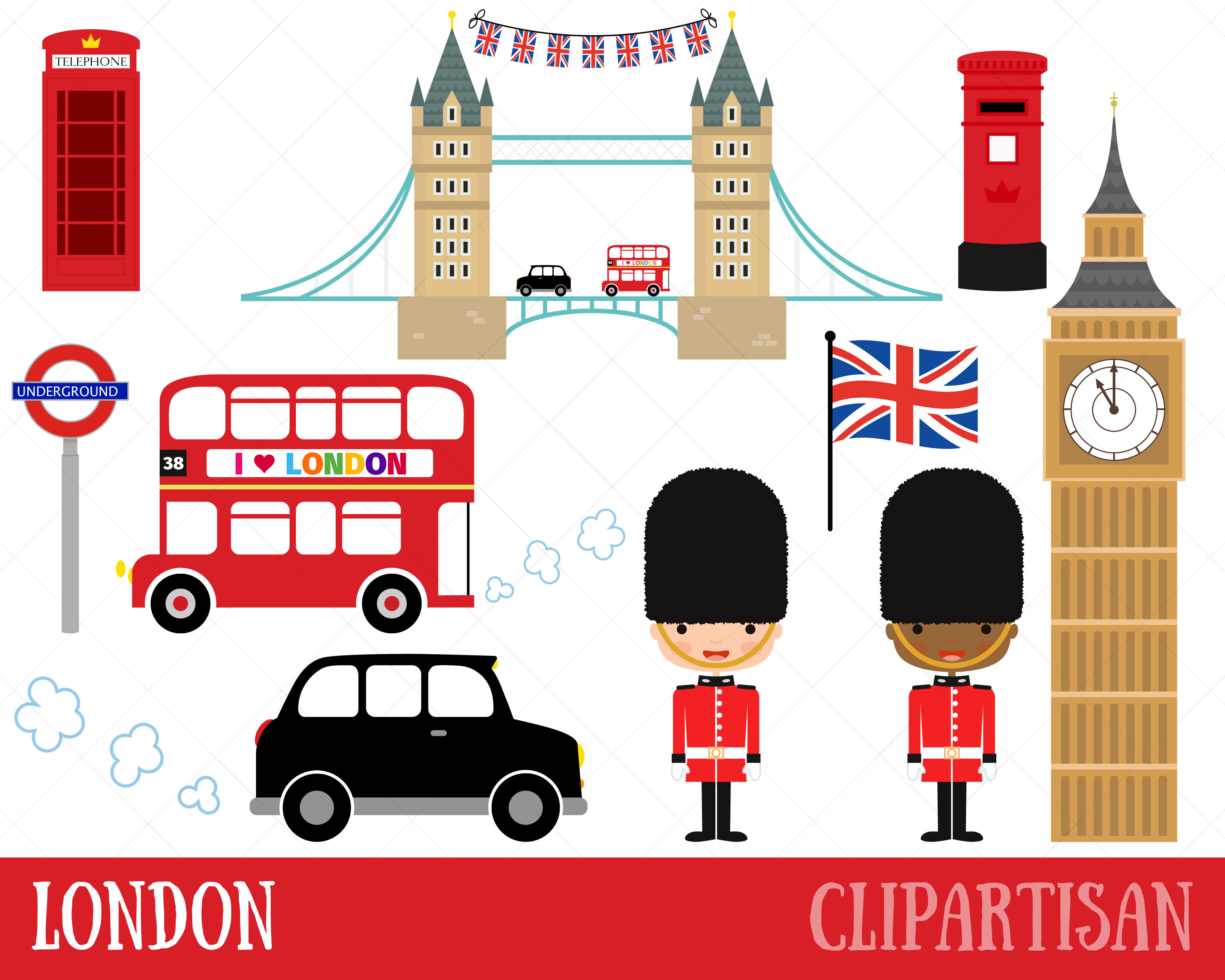 London Clipart & Look At Clip Art Images.