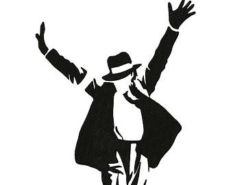 Michael Jackson Clipart.
