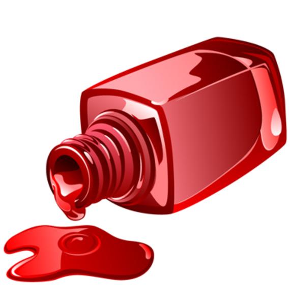 nail polish clipart.