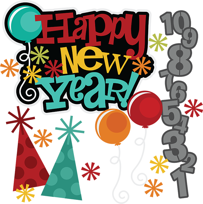 Happy New Year SVG free svgs new years svg new years eve clipart new.