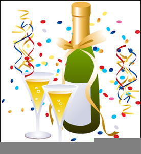 Free Clipart New Years Eve Celebration.