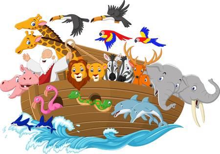 268 Noah Ark Cliparts, Stock Vector And Royalty Free Noah Ark.