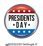 Presidents Day Clip Art.