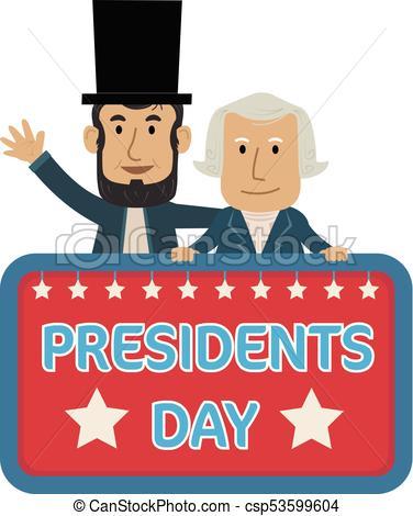 Presidents Day Clip.