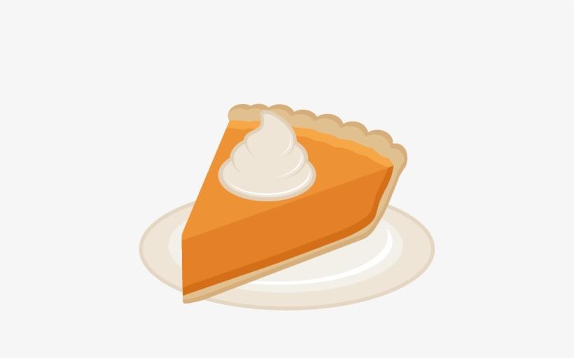 Pumpkin Pie Slice Svg Scrapbook Cut File Cute Clipart.
