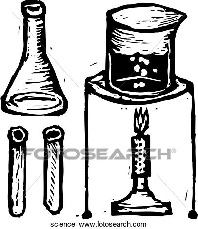 Science Stuff Clipart.
