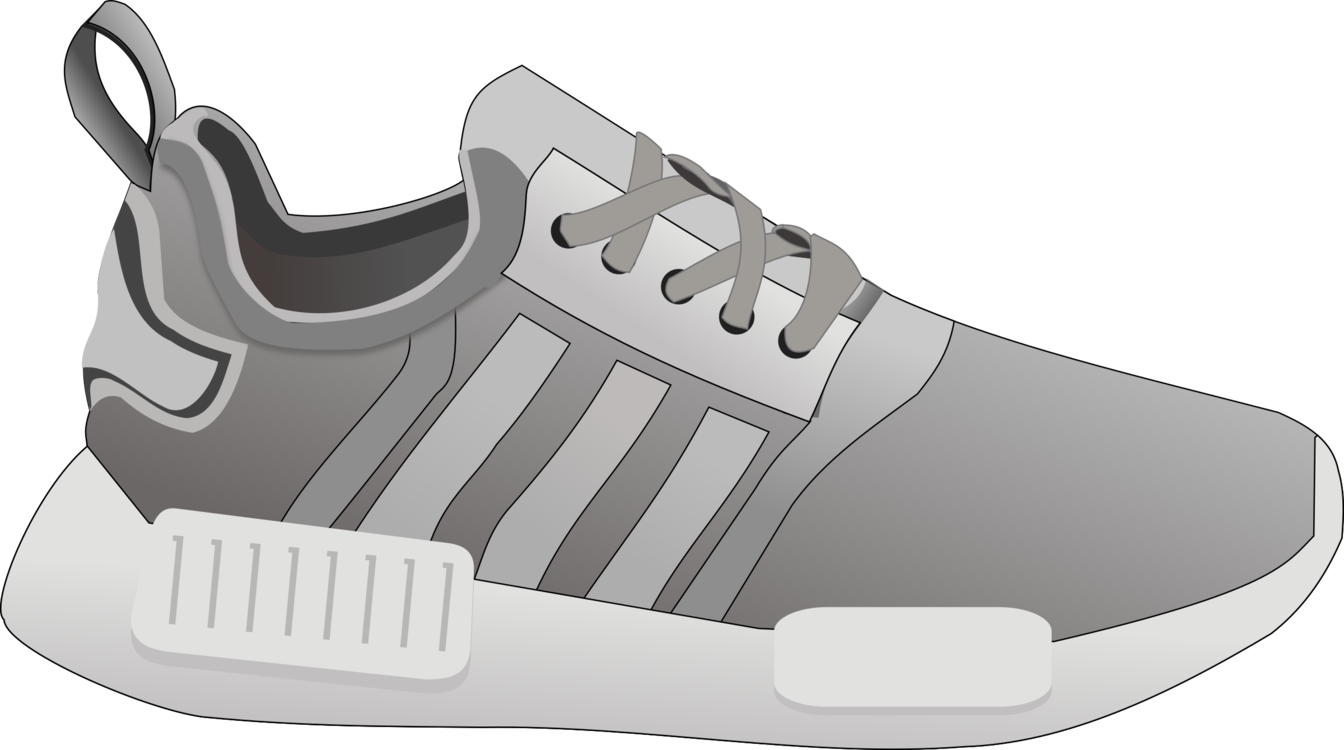 Athletic Shoe,Brand,Walking Shoe Vector Clipart.