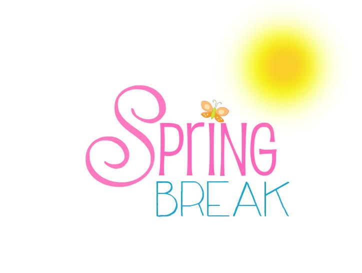 Spring Break Clip Art N11 free image.